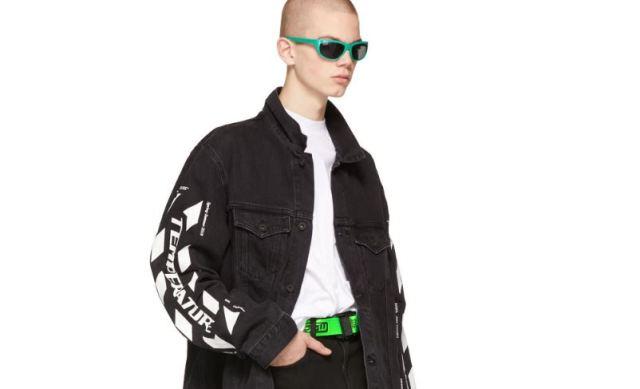 Nuevo cinturón Off White verde ya está disponible