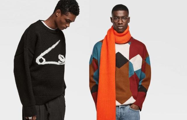 Los mejores jerséis de punto están en Zara
