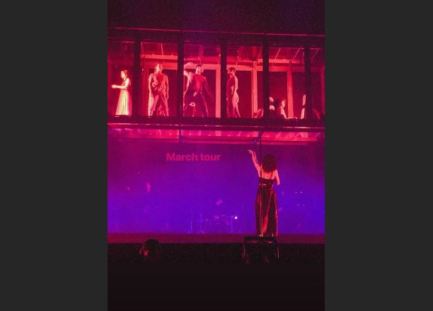 ¿Kayne West copia el diseño de escenario de Lorde?