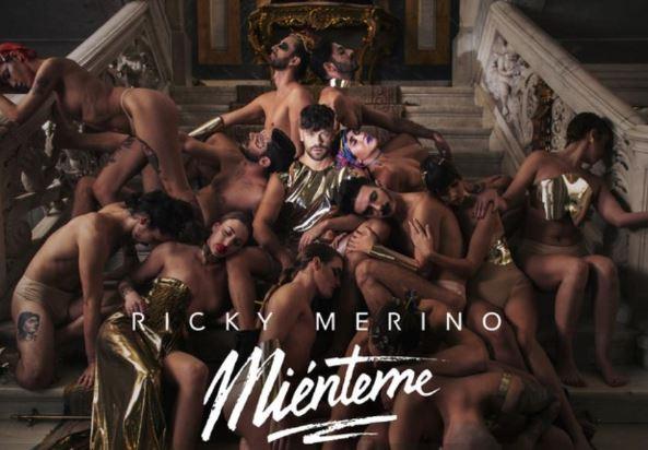 """""""Miénteme"""" de Ricky Merino, el nuevo trabajo de uno de los concursantes de OT"""
