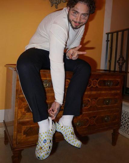 Post Malone x Crocs