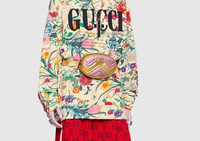 La mejor riñonera para salir de fiesta es de Gucci