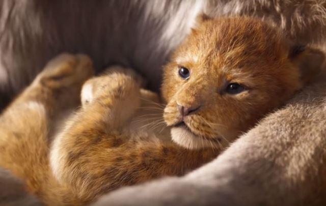Disney lanza el primer tráiler del remake de 'El rey león'