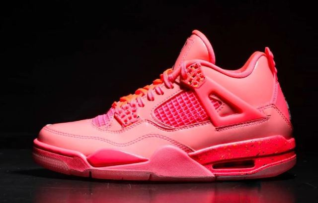 "Llegan las Air Jordan 4 NRG en el colorway ""Hot Punch"""