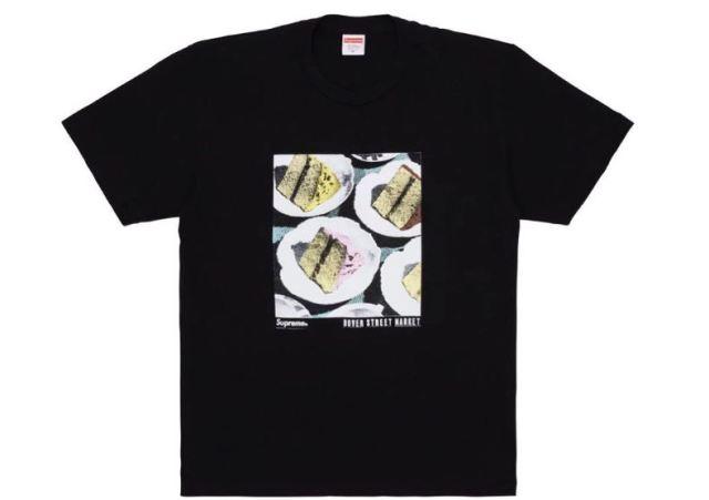 Lanzamiento de una camiseta Supreme original exclusiva por el 5º aniversario de Dover Street Market NY