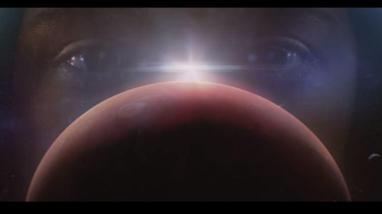 De la tierra hasta Marte