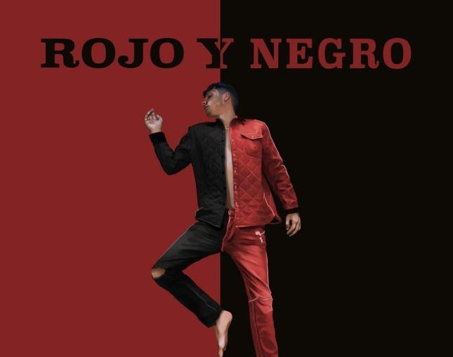 disco Rojo y Negro