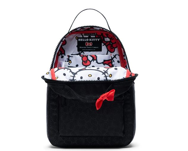 Llegan las mochilas Hello Kitty x Herschel Supply con lazo incluido