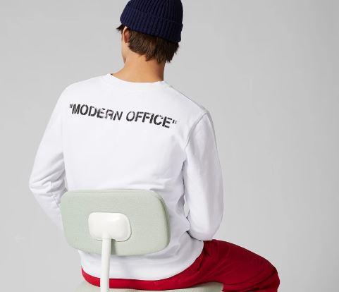No te pierdas la colección «Modern Office» de Off White x MR PORTER