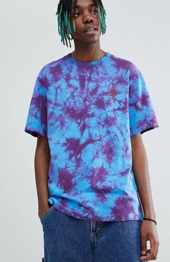 El estampado tie dye, la tendencia que regresa fuerte El Zocco