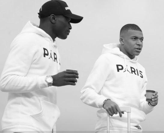 Paris Saint Germain x Jordan