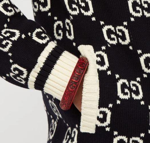 brazalete de Gucci