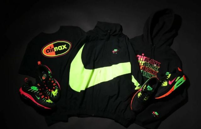 """Nike celebra las luces nocturnas con la """"Colección Tokyo Neon"""""""