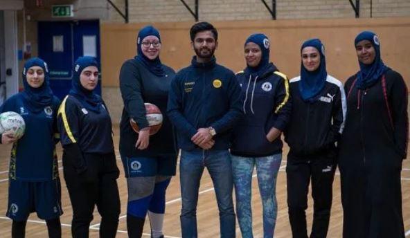 hijab deportivo