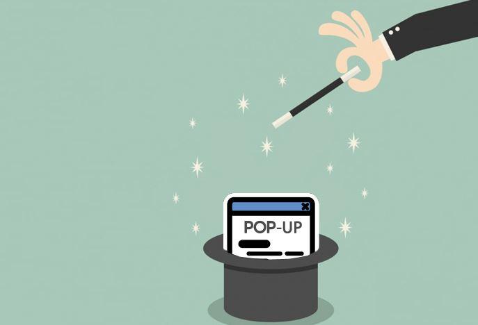 instalaciones Pop-Up