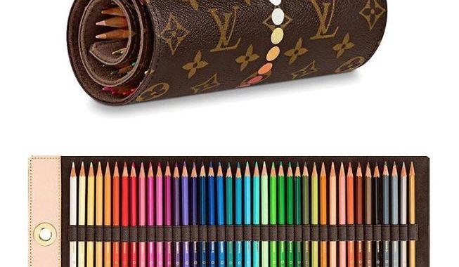 lápices de Louis Vuitton
