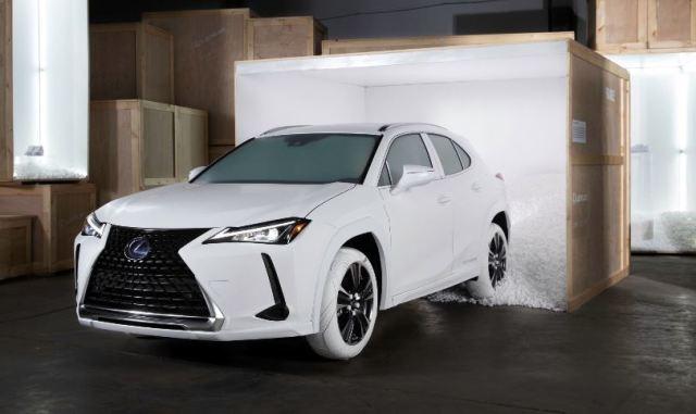 Lexus se asocia con el diseñador John Elliott para crear neumáticos a medida Lexus x John Elliot