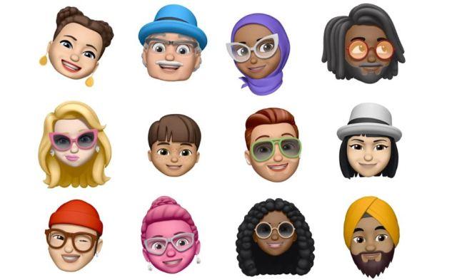 Apple presenta los memojis de Ariana Grande, Khalid y Floriga Georgia