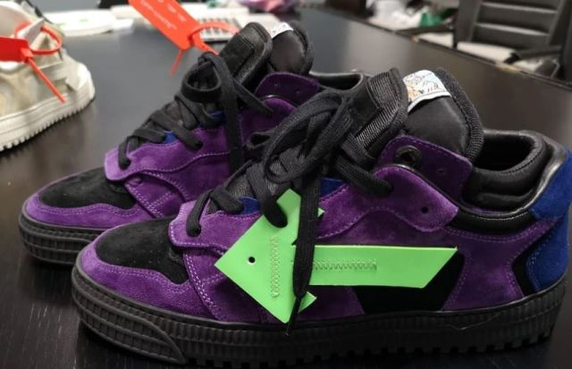 "Virgil Abloh personaliza las nuevas Off White 3.0 ""Off-Court Lows"""