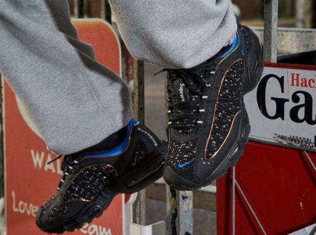 ACTUALIZACIÓN: Las Nike x Supreme se lanzarán esta semana