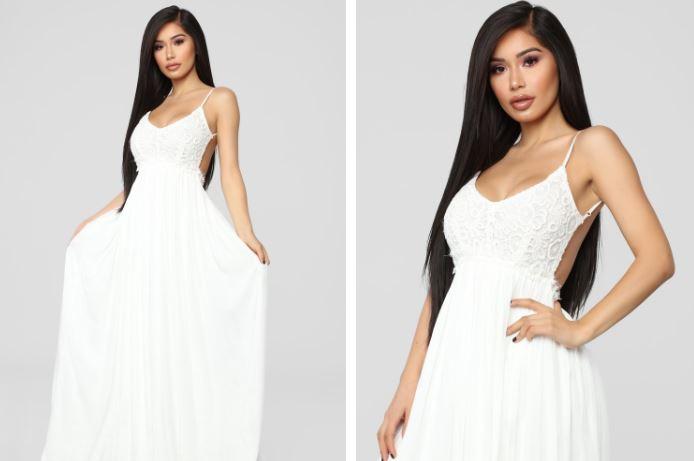 el vestido de novia más barato que ha conquistado a las redes