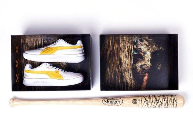 The Walking Dead x PUMA, la colección que celebra el final de la novena temporada