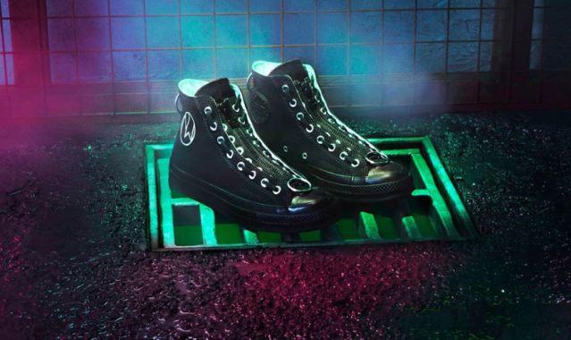 """Las nuevas UNDERCOVER x Converse Chuck inspiradas en """"The Warriors"""" ya están aquí"""