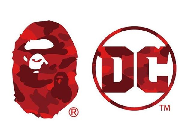BAPE y DC Comics