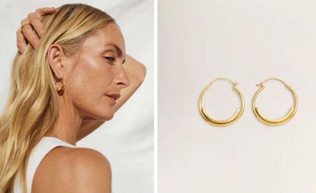 joyas bañadas en oro
