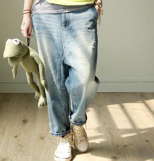 Los Baggy Jeans: la nueva tendencia en vaqueros del momento