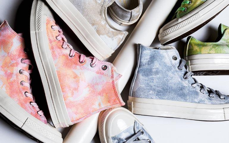 8daf3736164d Llega una nueva colección de Converse tie-dye Chuck 70 El Zocco