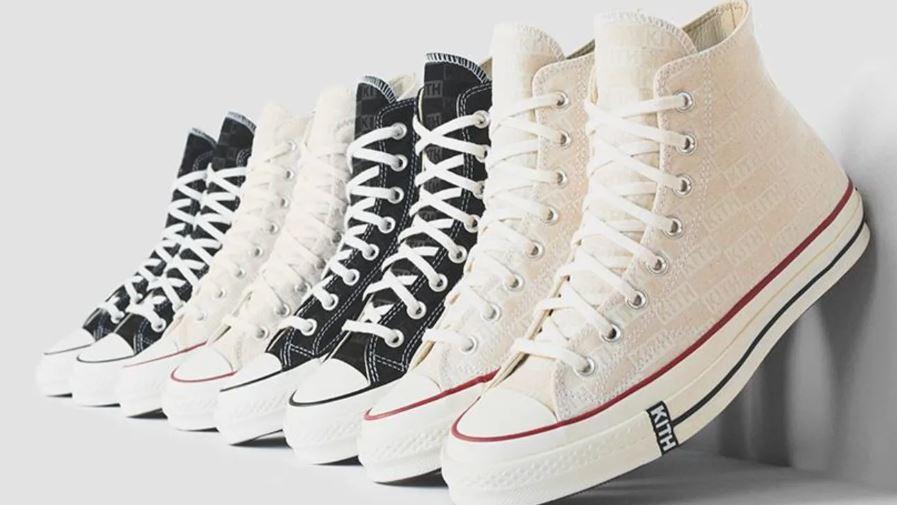 Kith x Converse