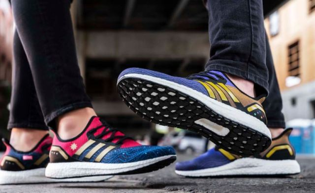 Footllooker lanza exclusivos pares de adidas AM4 Capitán Marvel y Thanos