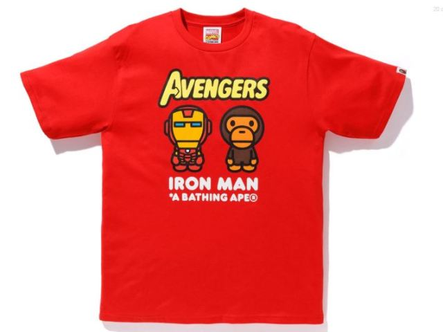 Marvel x BAPE