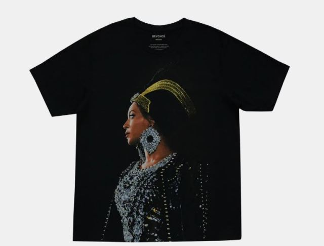 Beyoncé lanza el merchandising de Homecoming por sorpresa