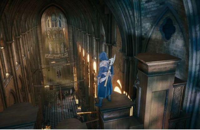 El videojuego que podría ayudar a reconstruir Notre Dame