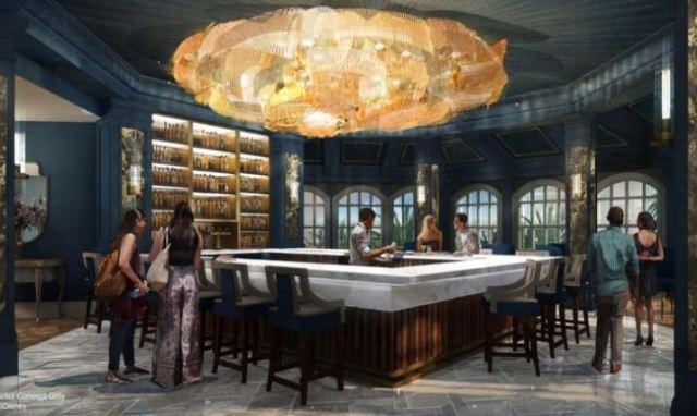 Walt Disney abrirá un restaurante con la temática de La Bella y la Bestia
