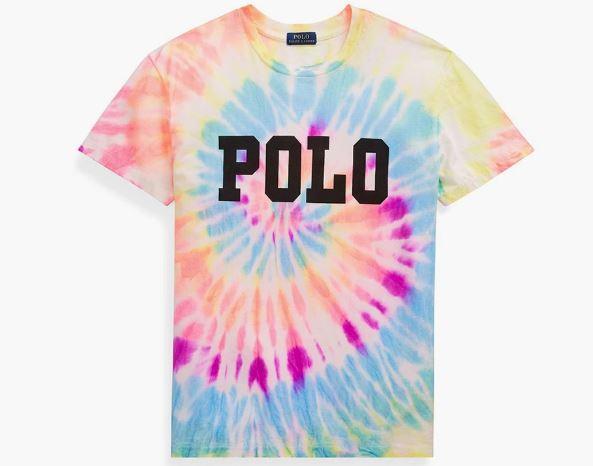 La colección tie dye de Polo Ralph Lauren, una propuesta