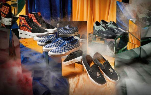 ACTUALIZACIÓN:Ya ha sido presentada la colección de Vans x Harry Potter