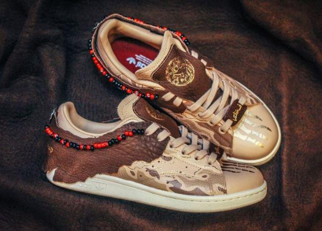 HBO Asia crea cuatro personalizadas zapatillas de Juego de Tronos