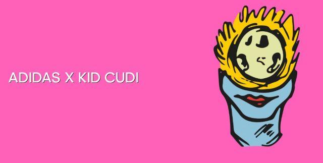 Confirmada la colaboración Adidas x Kid Cudi