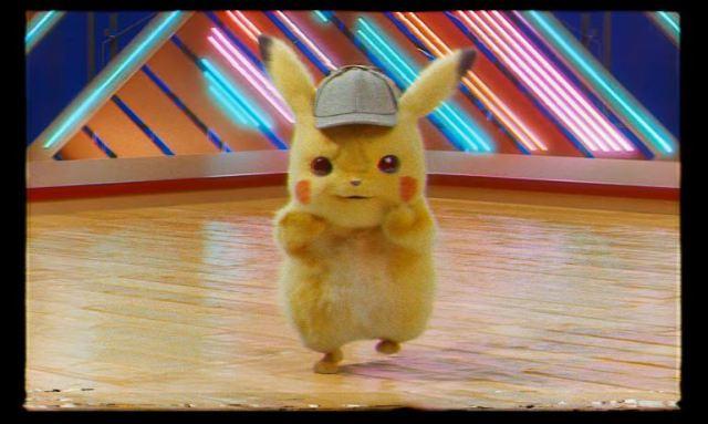 Detective Pikachu trolea a los fans de Pokémon