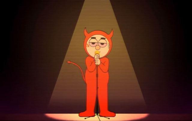 Kaydy Cain lanza el videoclip de Mentiroso con una brutal animación