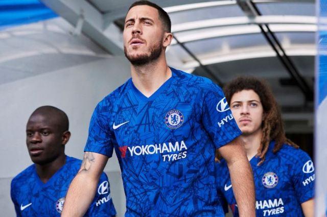 Nike presenta la nueva equipación del Chelsea para la temporada 2019/20