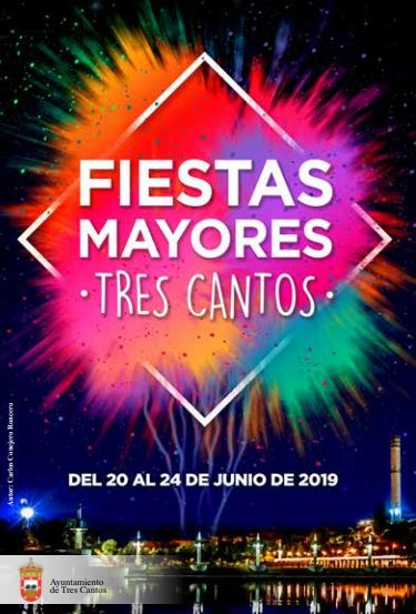 fiestas de Tres Cantos 2019 2