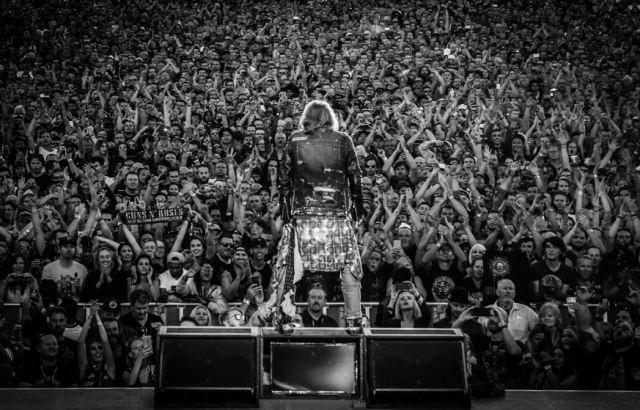 Ya está aquí la lista de conciertos de Guns N Roses de 2019