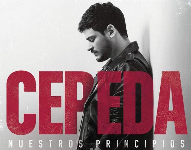 «Nuestros Principios», la reedición del primer álbum de Cepeda ya está a la venta