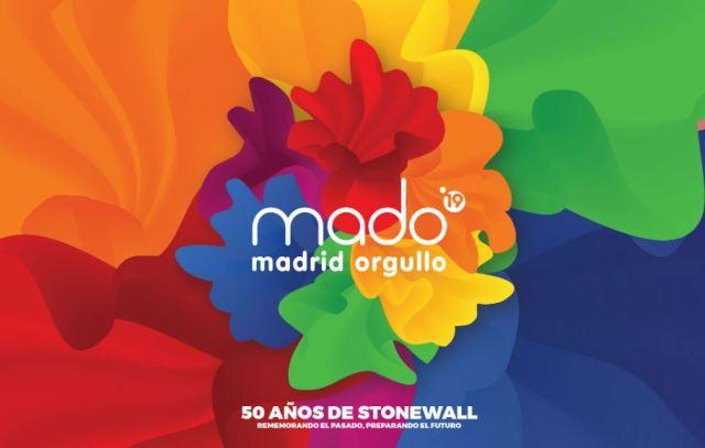Echa un vistazo a la programación de las fiestas del Orgullo 2019 de Madrid