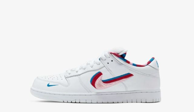 Nike x Parra SB Dunk