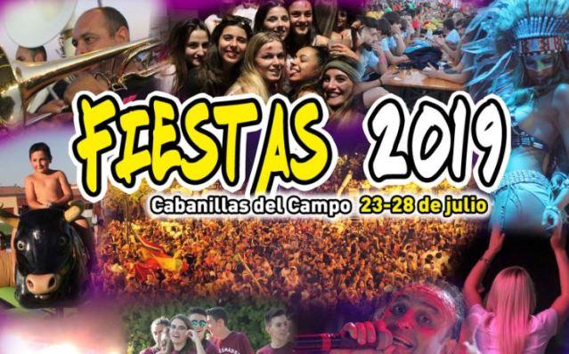 Camela y Mafalda, en las fiestas de Cabanillas del Campo 2019